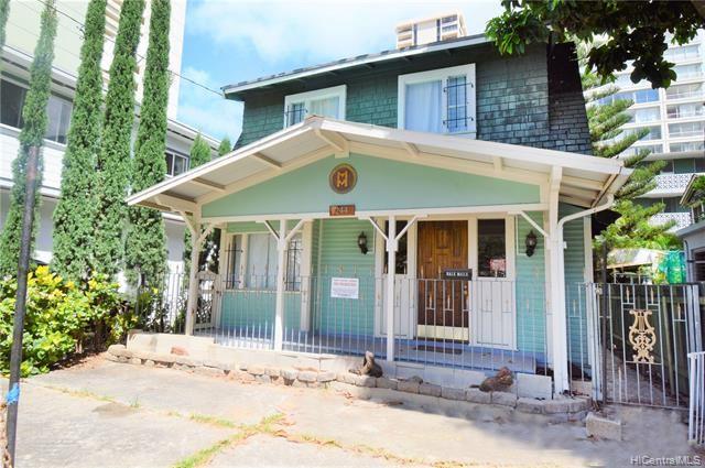 244 Kapili Street, Honolulu, HI 96815 - #: 202004150