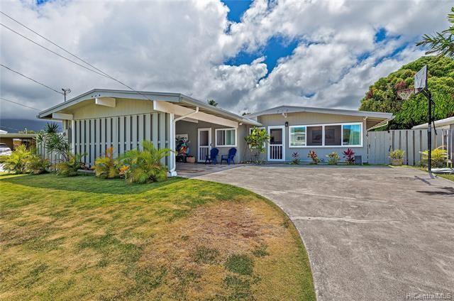 552 Palawiki Street, Kailua, HI 96734 - #: 202115155
