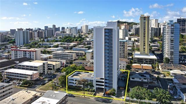 1556 Piikoi Street #1105 UNIT 1105, Honolulu, HI 96822 - #: 202032158