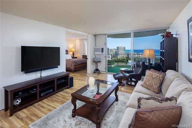 469 Ena Road #3307, Honolulu, HI 96815 - #: 202121159