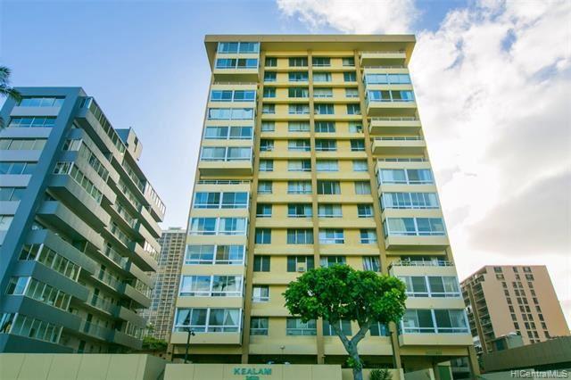 2533 Ala Wai Boulevard #801 UNIT 801, Honolulu, HI 96815 - #: 202104163