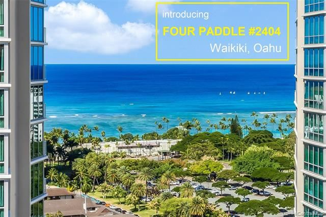 2140 Kuhio Avenue #2404 UNIT 2404, Honolulu, HI 96815 - #: 202027164
