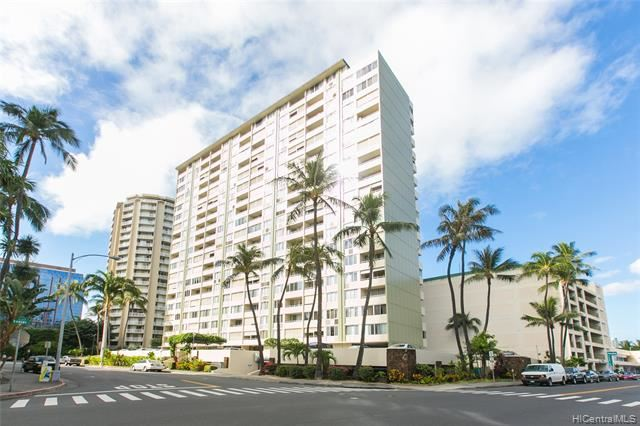 780 Amana Street #107 UNIT 107, Honolulu, HI 96814 - MLS#: 202032167