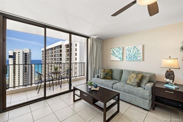 201 Ohua Avenue #Mauka 3412 UNIT Mauka 3412, Honolulu, HI 96815 - #: 202109170