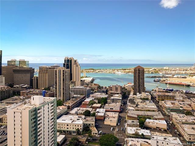 60 N Beretania Street #3608 UNIT 3608, Honolulu, HI 96817 - #: 202003171