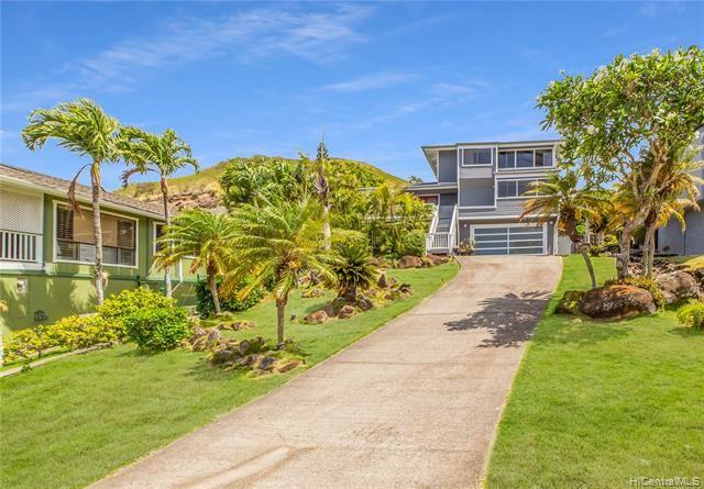 Photo of 1168 Kaluanui Road, Honolulu, HI 96825 (MLS # 202115175)