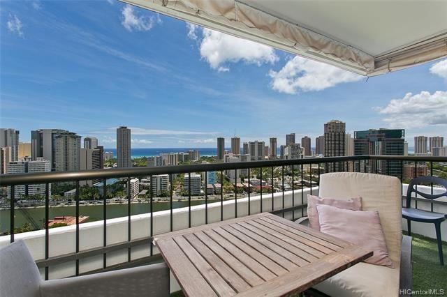 2333 Kapiolani Boulevard #2616, Honolulu, HI 96826 - #: 202116177