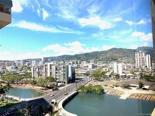 Photo of 444 Niu Street #1502, Honolulu, HI 96815 (MLS # 202024181)