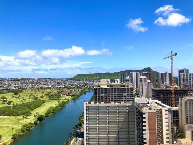 Photo of 445 Seaside Avenue #3403, Honolulu, HI 96815 (MLS # 202108182)