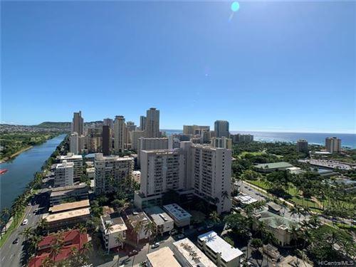 Photo of 444 Niu Street #3204, Honolulu, HI 96815 (MLS # 202116184)