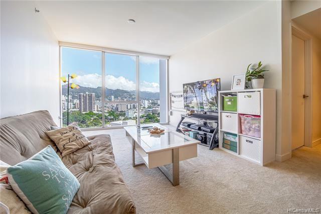 Photo of 888 Kapiolani Boulevard #2802, Honolulu, HI 96813 (MLS # 202101186)