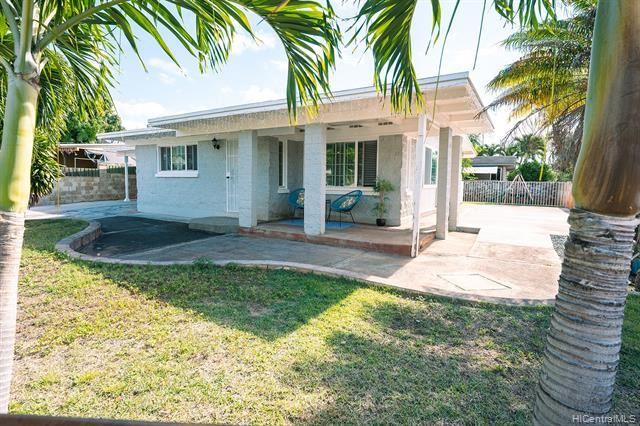 Photo of 91-1141 Haiwa Place, Ewa Beach, HI 96706 (MLS # 202101188)