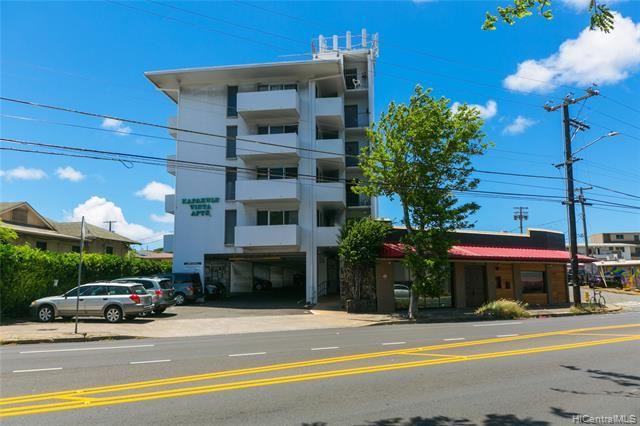 837 Kapahulu Avenue #503 UNIT 503, Honolulu, HI 96816 - #: 202116189