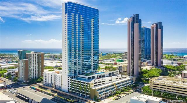 555 South Street #3205 UNIT 3205, Honolulu, HI 96813 - #: 202009191