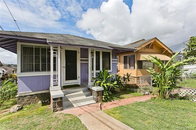 1716 Lusitana Street, Honolulu, HI 96813 - #: 202025192
