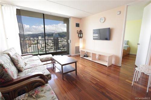 Photo of 400 Hobron Lane #3608, Honolulu, HI 96815 (MLS # 202017205)