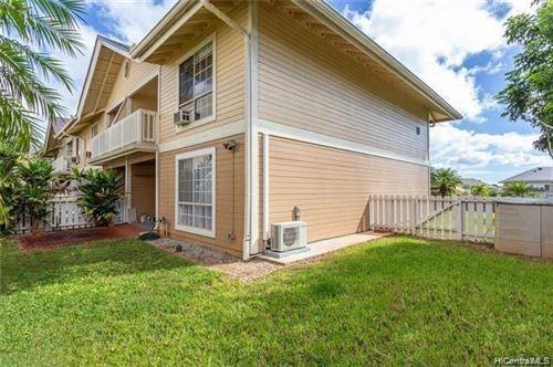 Photo of 94-1469 Waipio Uka Street #U101, Waipahu, HI 96797 (MLS # 202115212)