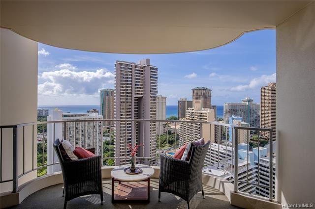 469 Ena Road #2810 UNIT 2810, Honolulu, HI 96815 - #: 202100214