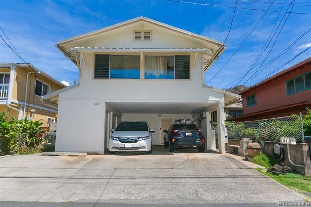1651 Leilehua Lane, Honolulu, HI 96813 - #: 202017216