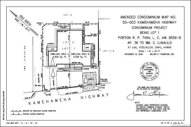 55-003 Kamehameha Highway #A UNIT A, Laie, HI 96762 - #: 202123220