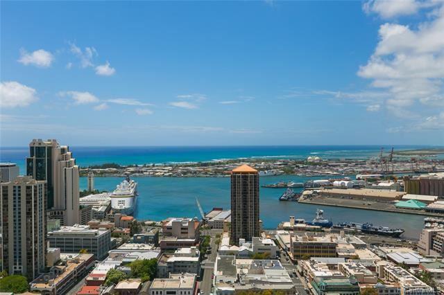 60 N Beretania Street #PHA8 UNIT PHA8, Honolulu, HI 96817 - MLS#: 202100222