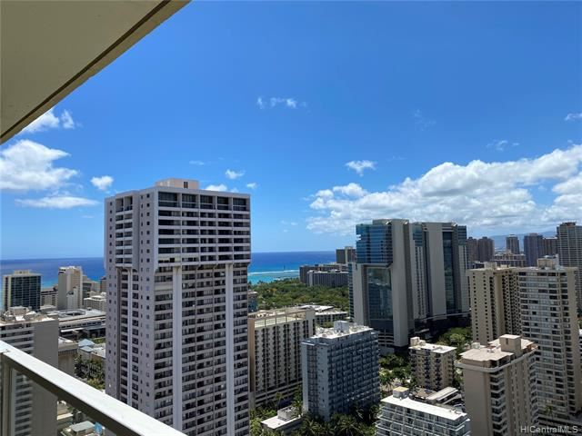 Photo of 445 Seaside Avenue #3706, Honolulu, HI 96815 (MLS # 202119235)