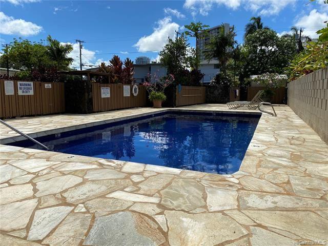 1550 Wilder Avenue #A106 UNIT A106, Honolulu, HI 96822 - #: 202014242