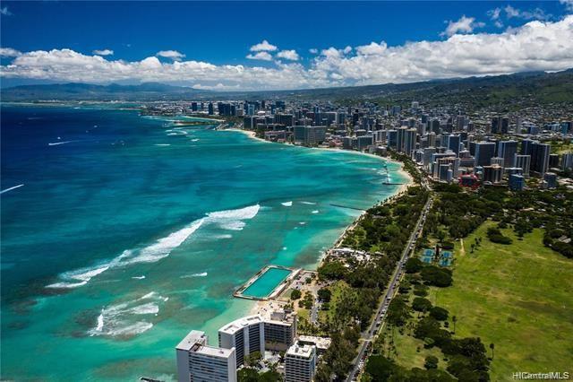 134 Kapahulu Avenue #817 UNIT 817, Honolulu, HI 96815 - #: 202115242
