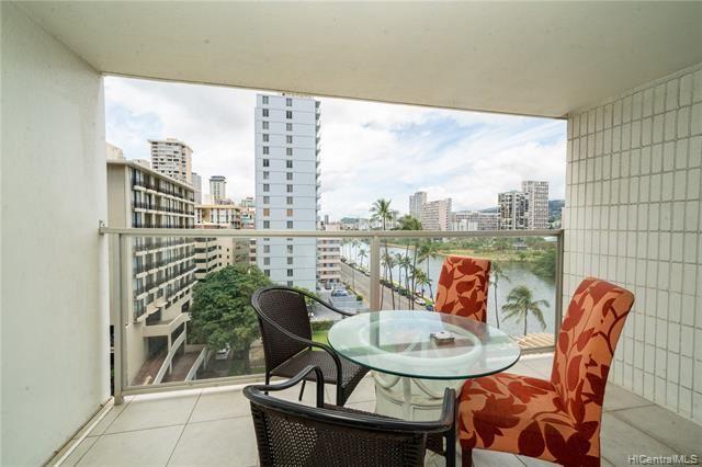 Photo of 445 Seaside Avenue #804, Honolulu, HI 96815 (MLS # 202101248)