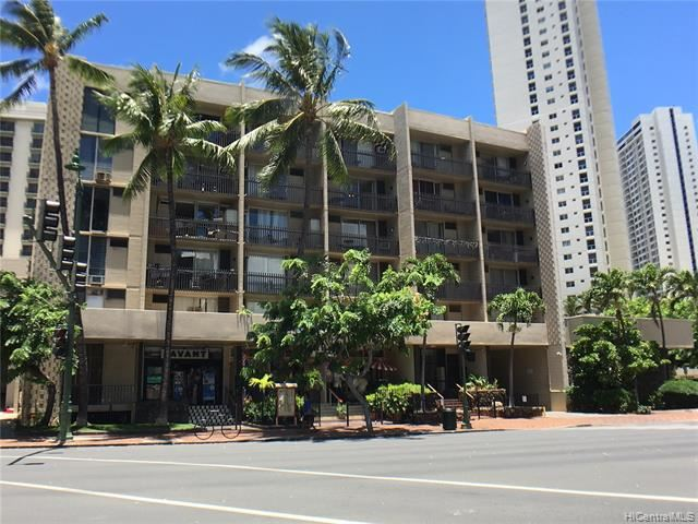 1911 KALAKAUA Avenue #310 UNIT 310, Honolulu, HI 96815 - #: 202015249