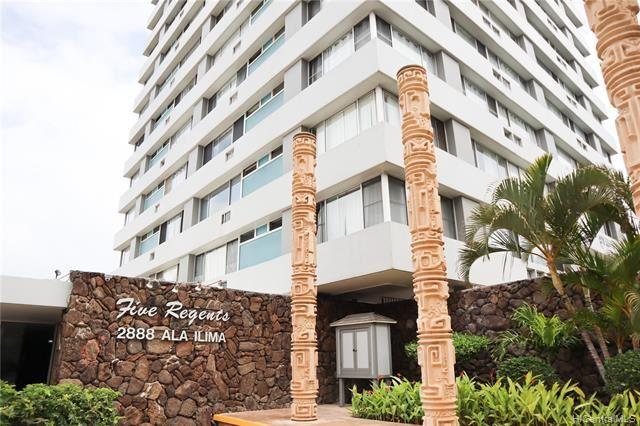 2888 Ala Ilima Street #1207 UNIT 1207, Honolulu, HI 96818 - #: 202107251