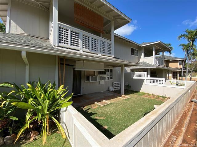 Photo of 91-1032 Makaaloa Street #9B, Ewa Beach, HI 96706 (MLS # 202105264)