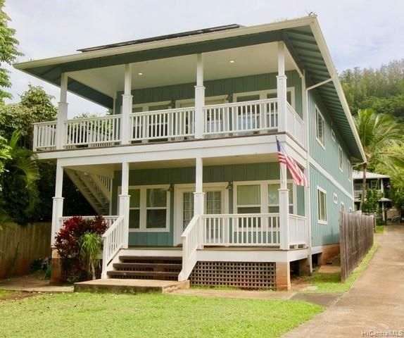 59-756 Kamehameha Highway #A UNIT A, Haleiwa, HI 96712 - MLS#: 202100266