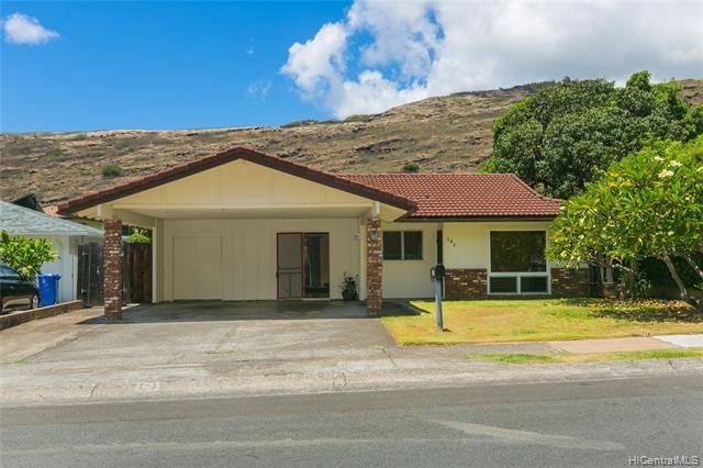 640 Hahaione Street, Honolulu, HI 96825 - #: 202018287
