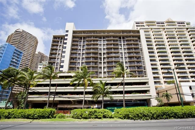 1850 Ala Moana Boulevard #718 UNIT 718, Honolulu, HI 96815 - #: 202008291