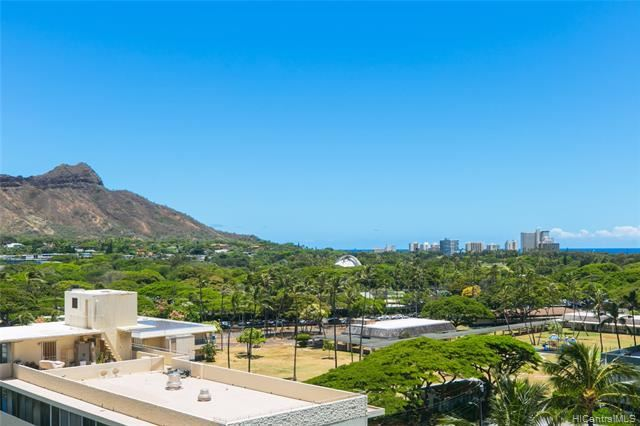 2609 Ala Wai Boulevard #1202 UNIT 1202, Honolulu, HI 96815 - #: 202116291