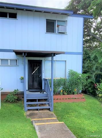 Photo of 98-1406 Koaheahe Street #D, Pearl City, HI 96782 (MLS # 202100297)
