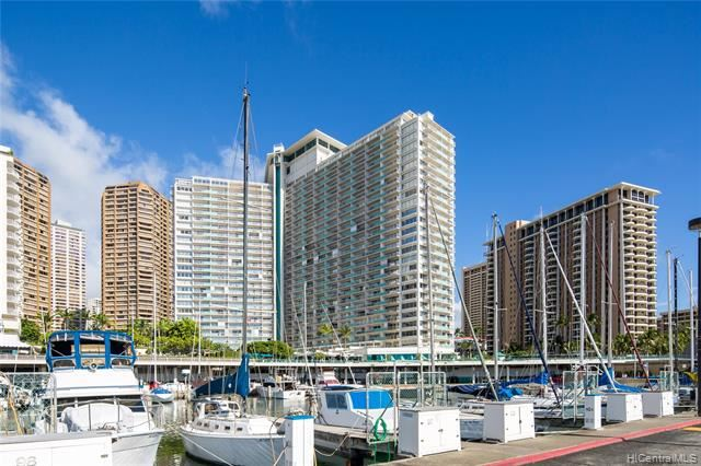 1777 Ala Moana Boulevard #2023 UNIT 2023, Honolulu, HI 96815 - #: 202004298