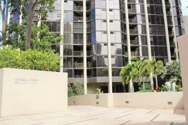 60 N Beretania Street #205 UNIT 205, Honolulu, HI 96817 - #: 202009301
