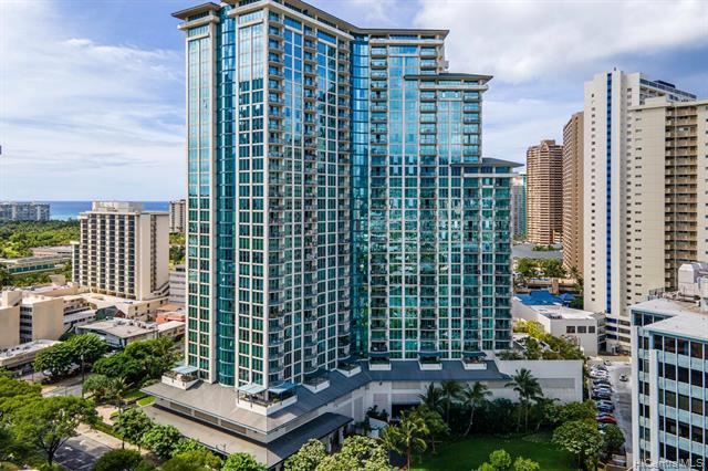 1837 Kalakaua Avenue #2601 UNIT 2601, Honolulu, HI 96815 - #: 202024312
