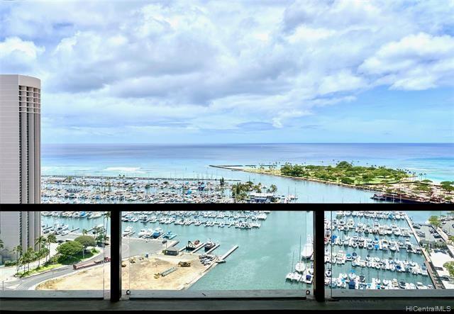 1650 Ala Moana Boulevard #2803 UNIT 2803, Honolulu, HI 96815 - #: 202014314