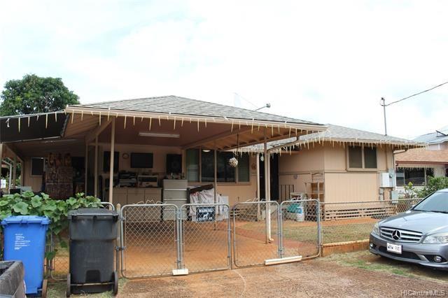Photo of 94-081 Awamoku Street, Waipahu, HI 96797 (MLS # 202108314)