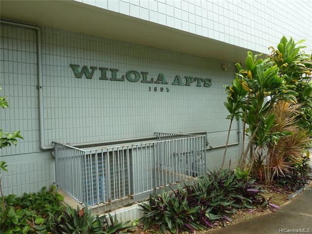 1605 Pensacola Street #107 UNIT 107, Honolulu, HI 96822 - #: 202001324