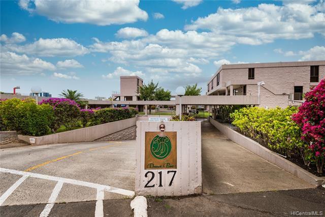 217 Prospect Street #M7 UNIT M7, Honolulu, HI 96813 - #: 202025327