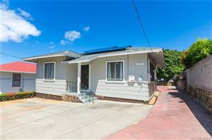Photo of 922 Belser Street, Honolulu, HI 96816 (MLS # 201914334)