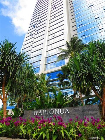 Photo of 1189 Waimanu Street #1908, Honolulu, HI 96814 (MLS # 202115334)
