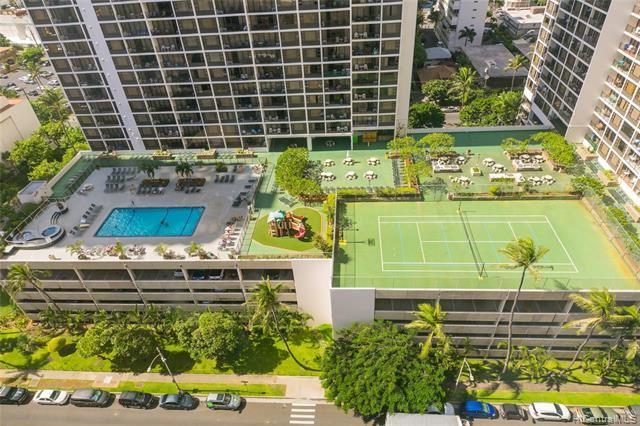 201 Ohua Avenue #1510 - II UNIT 1510 - II, Honolulu, HI 96815 - #: 202104337