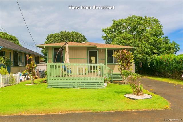 66-341 Kaamooloa Road #D UNIT D, Waialua, HI 96791 - MLS#: 202023340
