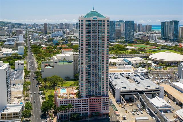 801 S King Street #4006 UNIT 4006, Honolulu, HI 96813 - #: 202007350