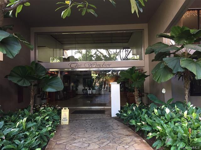 343 Hobron Lane #1004 UNIT 1004, Honolulu, HI 96815 - MLS#: 202021358